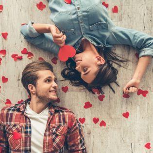День закоханих на ТЕТ