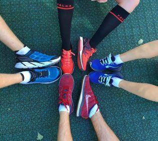 Як вибрати взуття для бігу: Поради марафонця