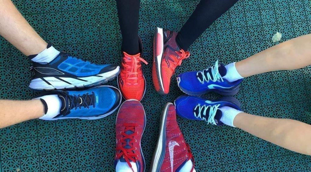 Как выбрать обувь для бега: Советы марафонца