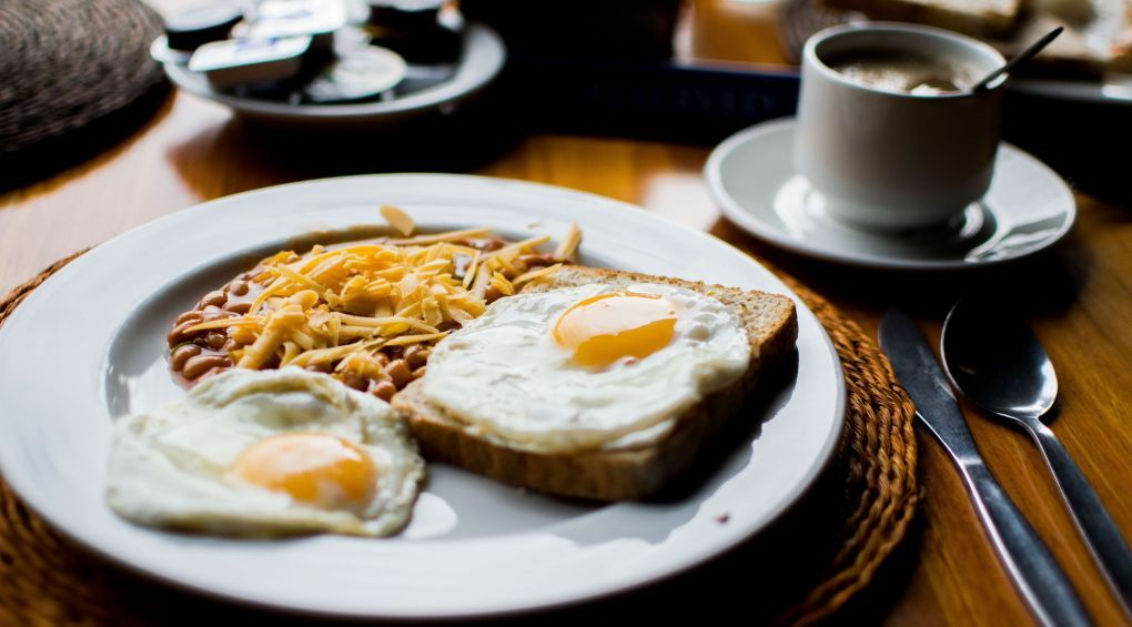 ТОП-5 рецептов вкусной яичницы