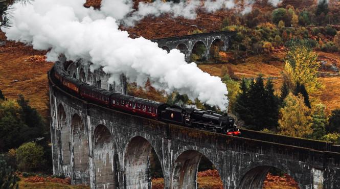 7 самых удивительных железнодорожных маршрутов нашей планеты