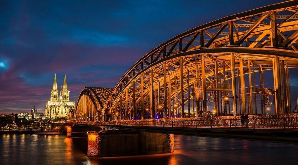 Самые красивые мосты мира. Фотоподборка