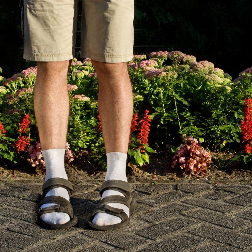 сандалі на шкарпетки