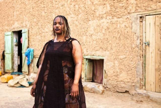 мавританская женщина