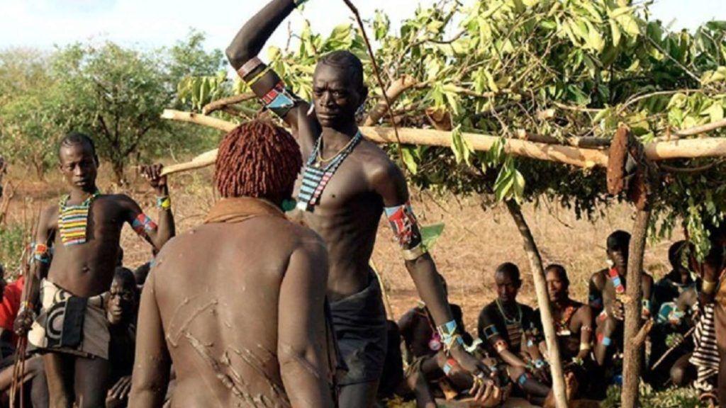 африканский обряд
