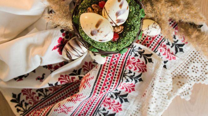 Великодній рушник — пoтужний оберіг для кожної оселі