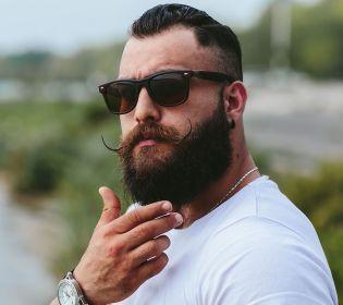 Чому жінкам подобаються чоловіки з бородою?