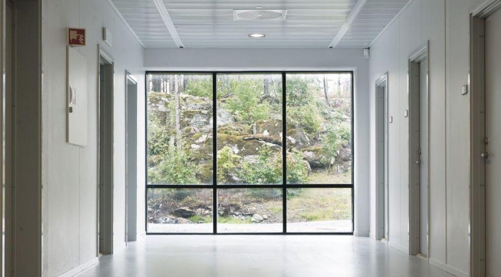 Як виглядає дизайнерська в'язниця у Норвегії (відео)