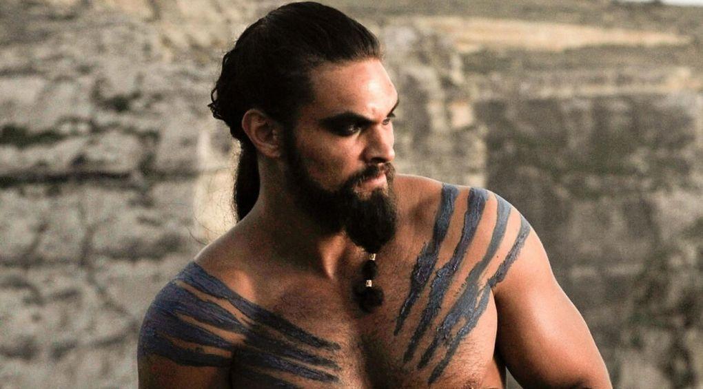«Прощавай, Кхал Дрого!»: Джейсон Момоа позбувся бороди вперше за 7 років