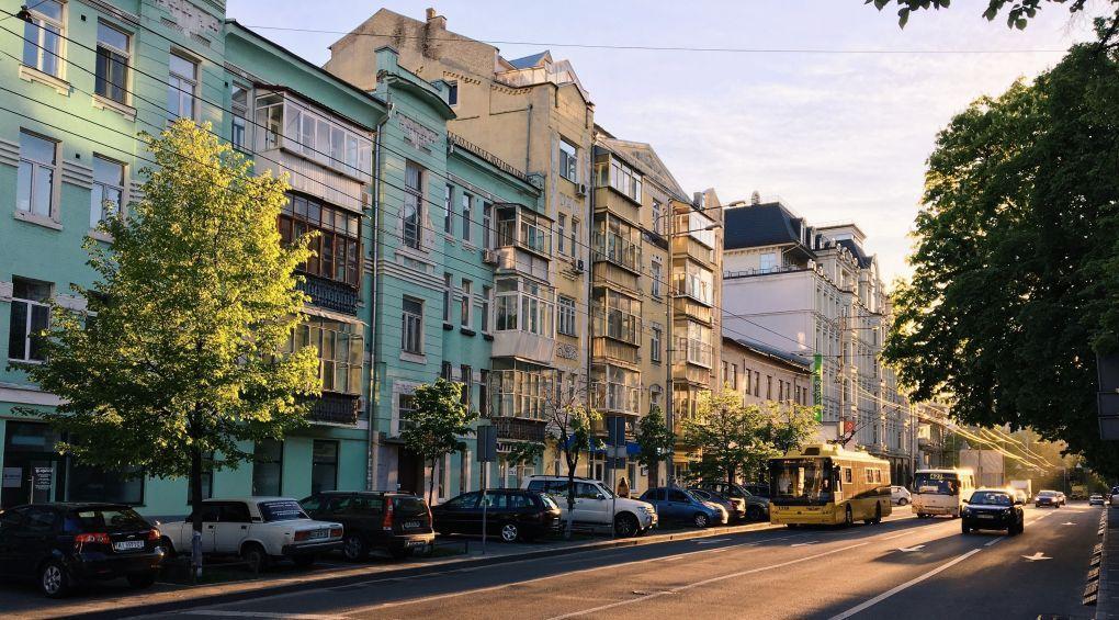 У Києві відремонтували вулицю Чавдар