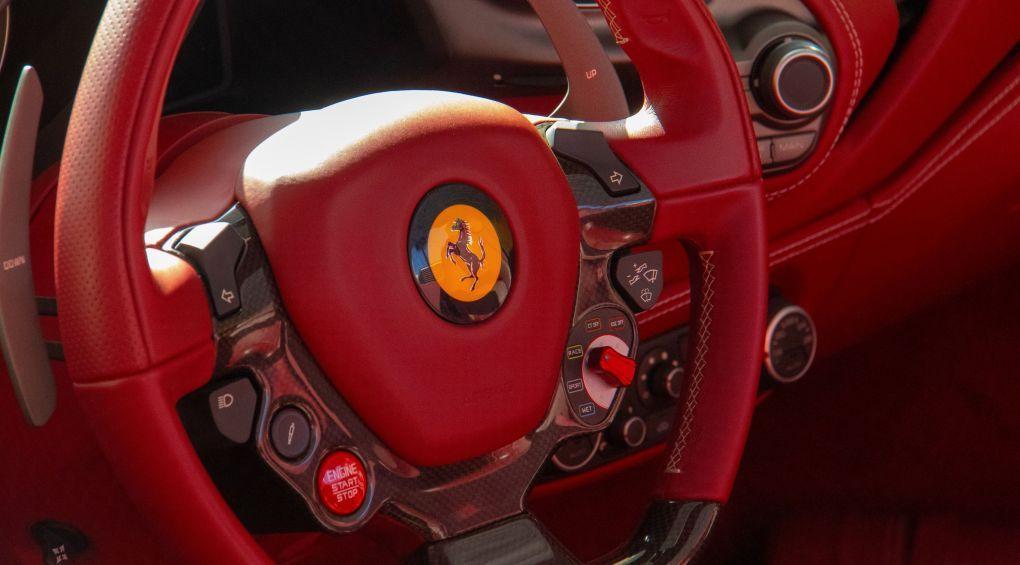 Новая Ferrari. 1000 сил для общественных дорог