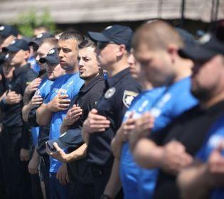 В Україні проходить чемпіонат патрульної поліції