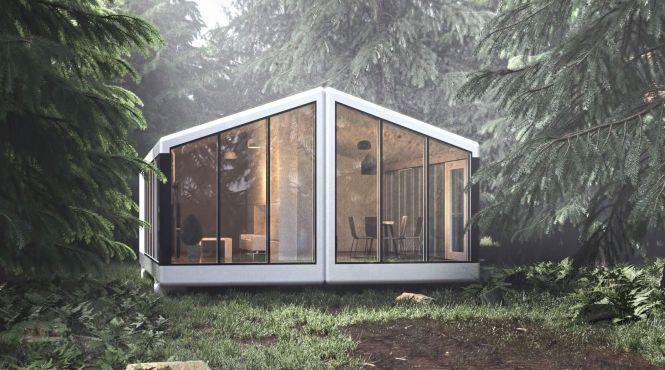 В Україні почали виробництво розумного будинку