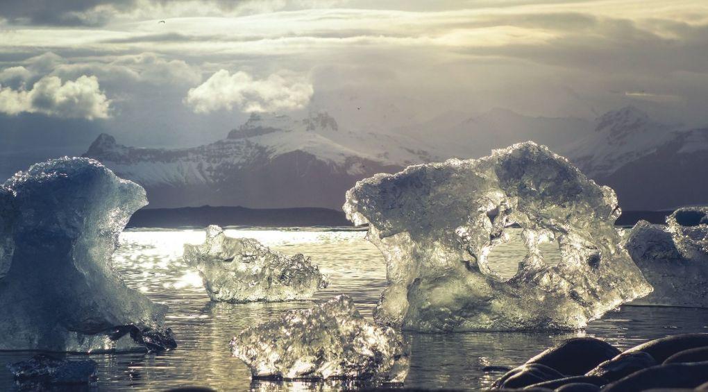 А вы уже видели, как тает Арктика: Фото