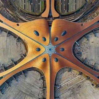 Як виглядає найбільший у світі аеропорт? (фото)