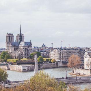 У Парижі обмежать рух туристичних автобусів