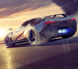 Авто з майбутнього: Компанія Lotus презентувала надпотужний електрокар (відео)