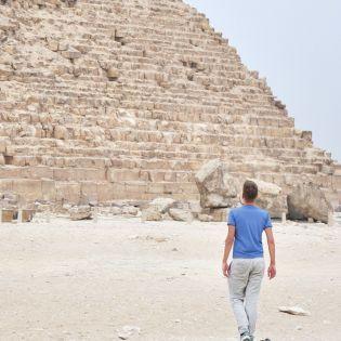 Туристы смогут попасть в уникальную «ломаную» пирамиду в Египте