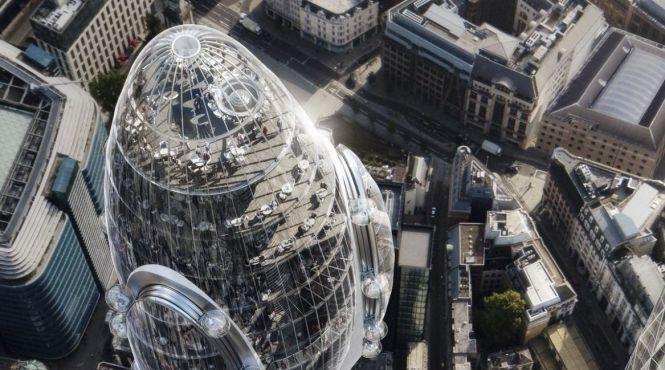 Чому в Лондоні не з'явиться хмарочос у вигляді тюльпана?