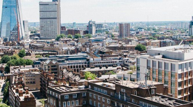 У Лондоні дозволять вхід на територію нових житлових комплексів