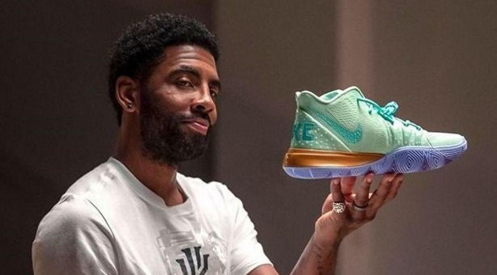Nike выпустили кроссовки в стиле мультфильма «Губка Боб»