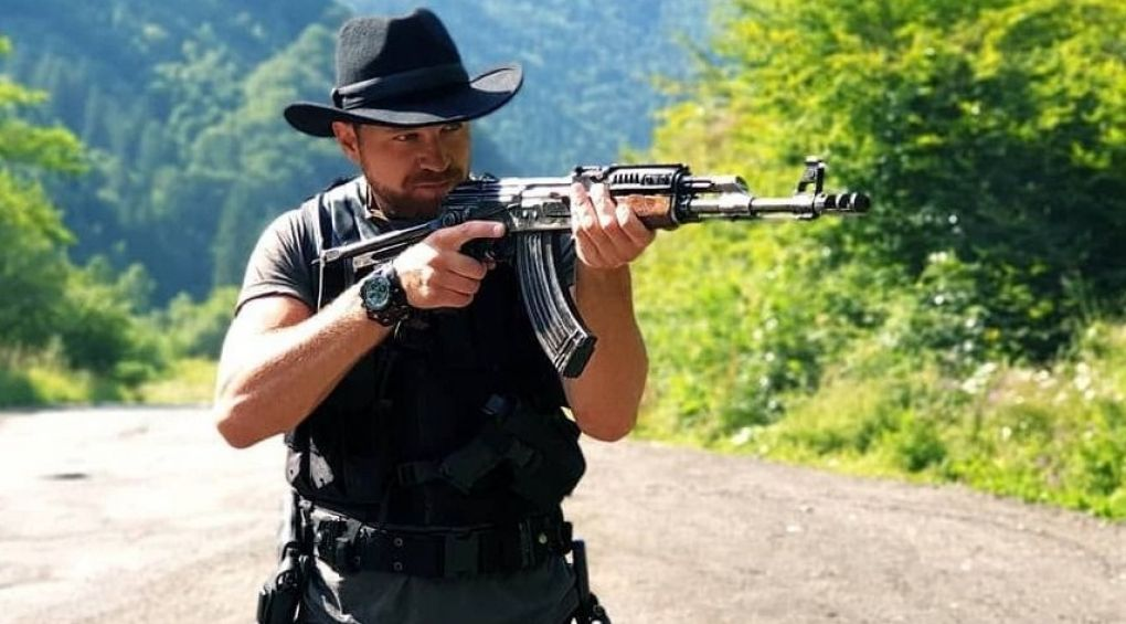 Артемій Єгоров: «Якщо вдягнути капелюх – я викапаний Чак Норріс»