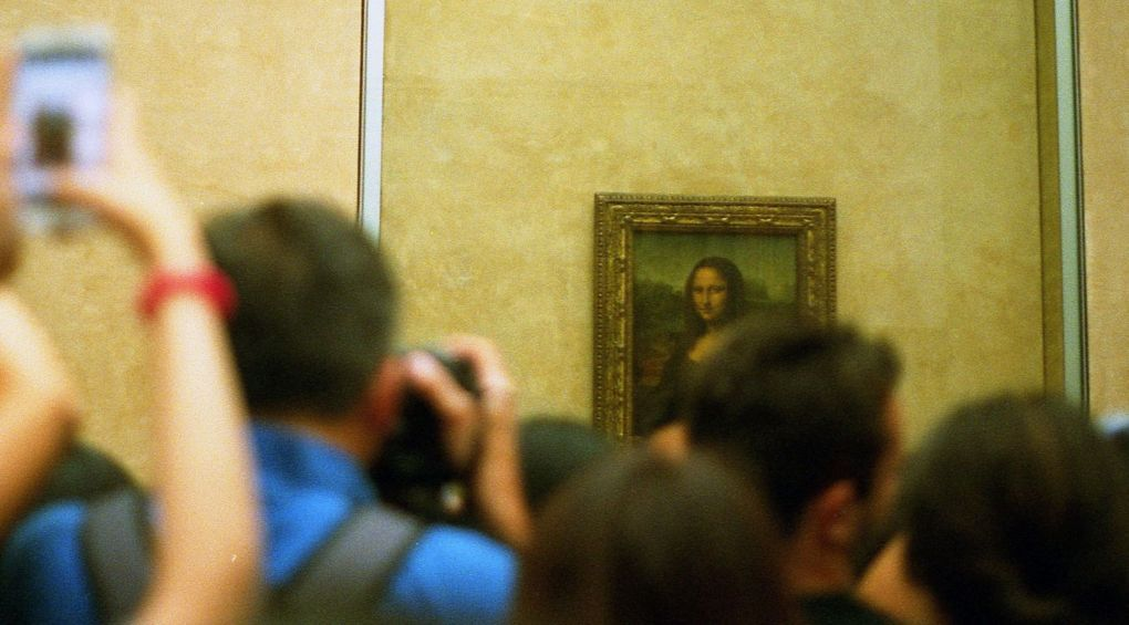 Під відомим полотном да Вінчі виявили ескізи іншої картини