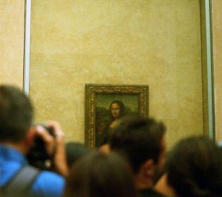 Под известным полотном да Винчи обнаружили эскизы иной картины