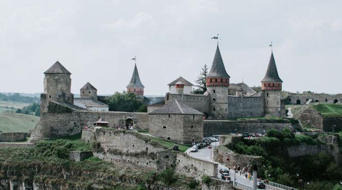 Українські замки зареєстрували на Tinder