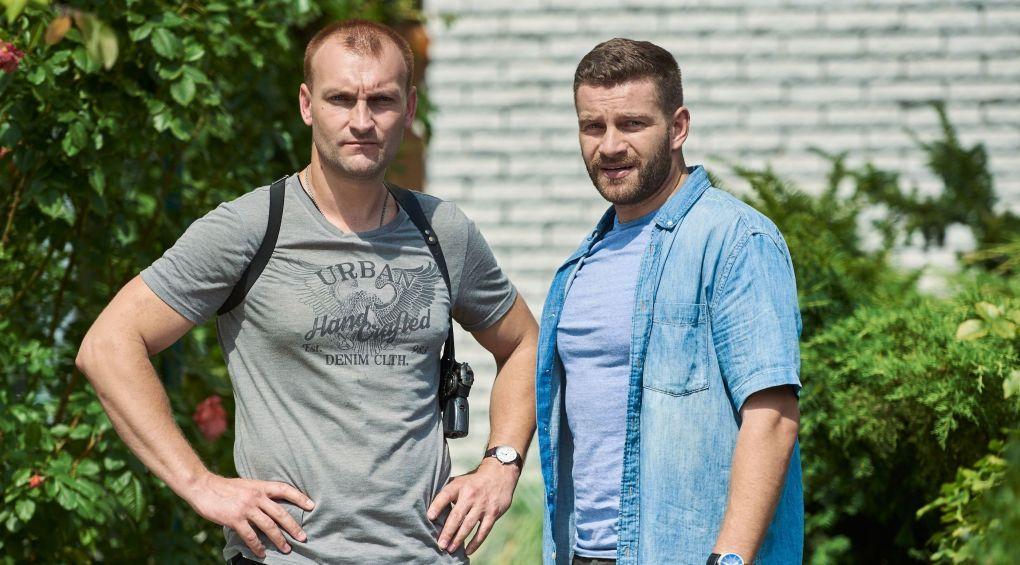 Богдан Юсипчук розіграв актора серіалу «Ментівські війни. Харків»
