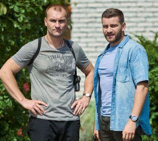 Богдан Юсипчук разыграл актера сериала «Ментовские войны. Харьков»