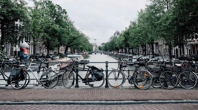 У Нідерландах відкрили найбільший у світі велопаркінг (відео)