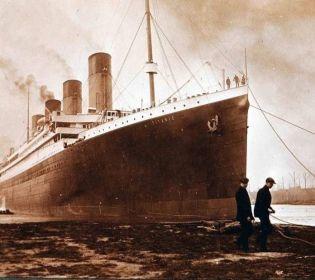 Как выглядит затонувший Титаник (видео)