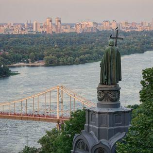 Первые автоматы Kyiv Smart Card и новая лестница на Подоле: Что случилось в Киеве на этой неделе