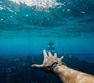 5 самых красивых древних городов, оказавшихся под водой