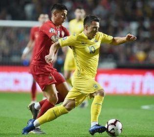 ТОП-5 голов украинских футболистов: Гифки, на которые можно смотреть вечно