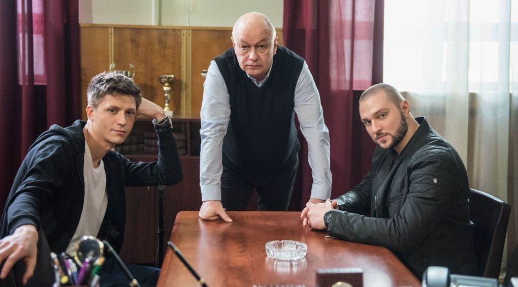 Стала відома дата прем'єри нового детективу «Брати по крові»