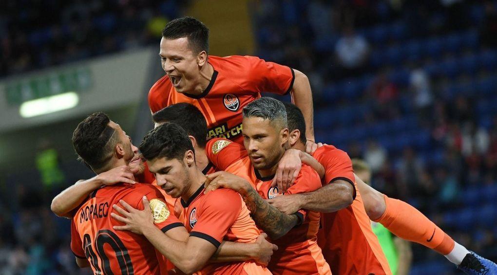 «Десна» – «Шахтер»: Матч украинской Премьер-лиги онлайн на 2+2