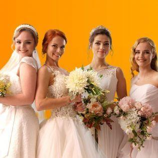 Грузинська гостинність проти весілля в стилі «фешн»