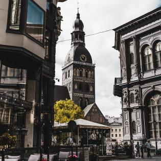 В Риге может появиться налог для туристов