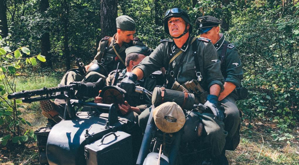 Телеканал 2+2 покажет спецпроект о Второй мировой войне