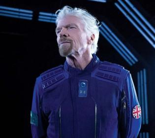 Стильно, модно, инопланетно: Для космических туристов создали скафандры (видео)