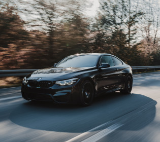 Новую рекламу BMW сняли в Киеве (видео)