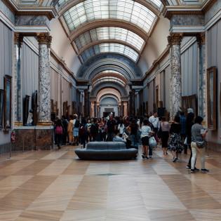 В Лувре открыли выставку Леонардо да Винчи, которую готовили 10 лет