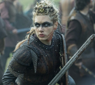 Ученые воссоздали внешность женщины-викинга