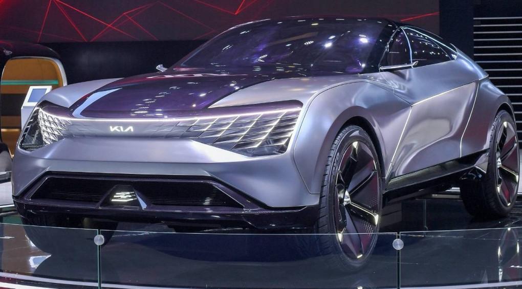 Поєднання кросовера та спорткара: Кіа представили авто майбутнього (відео)