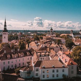 В Таллинне построят «инопланетный» железнодорожный терминал