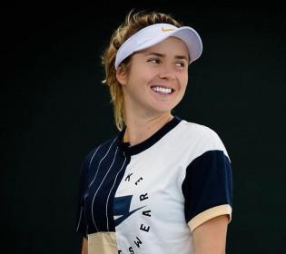 Звезда тенниса Элина Свитолина открывает двери в мир спорта для детей