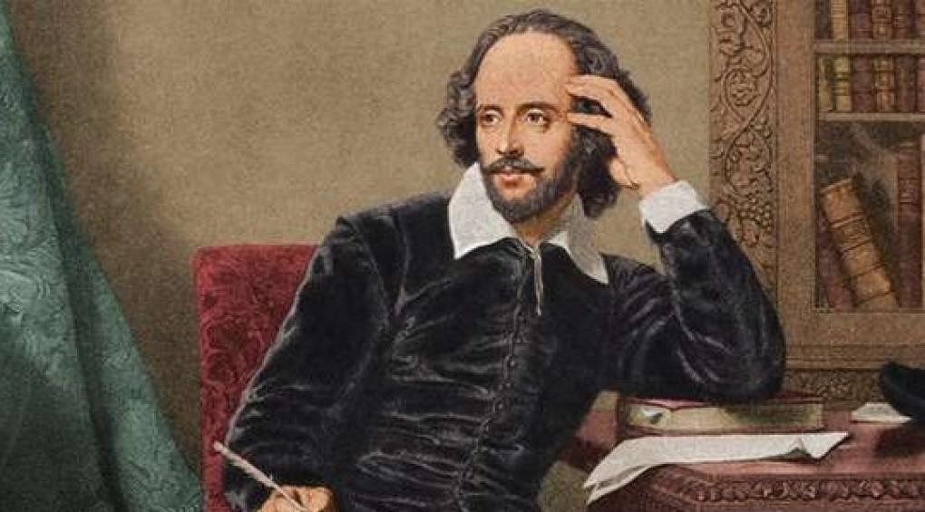Штучний інтелект вирахував, хто насправді писав п'єси Шекспіра