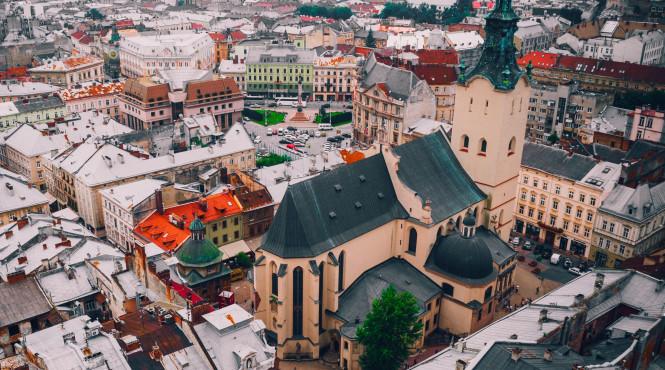Самые комфортные города Украины: Рейтинг